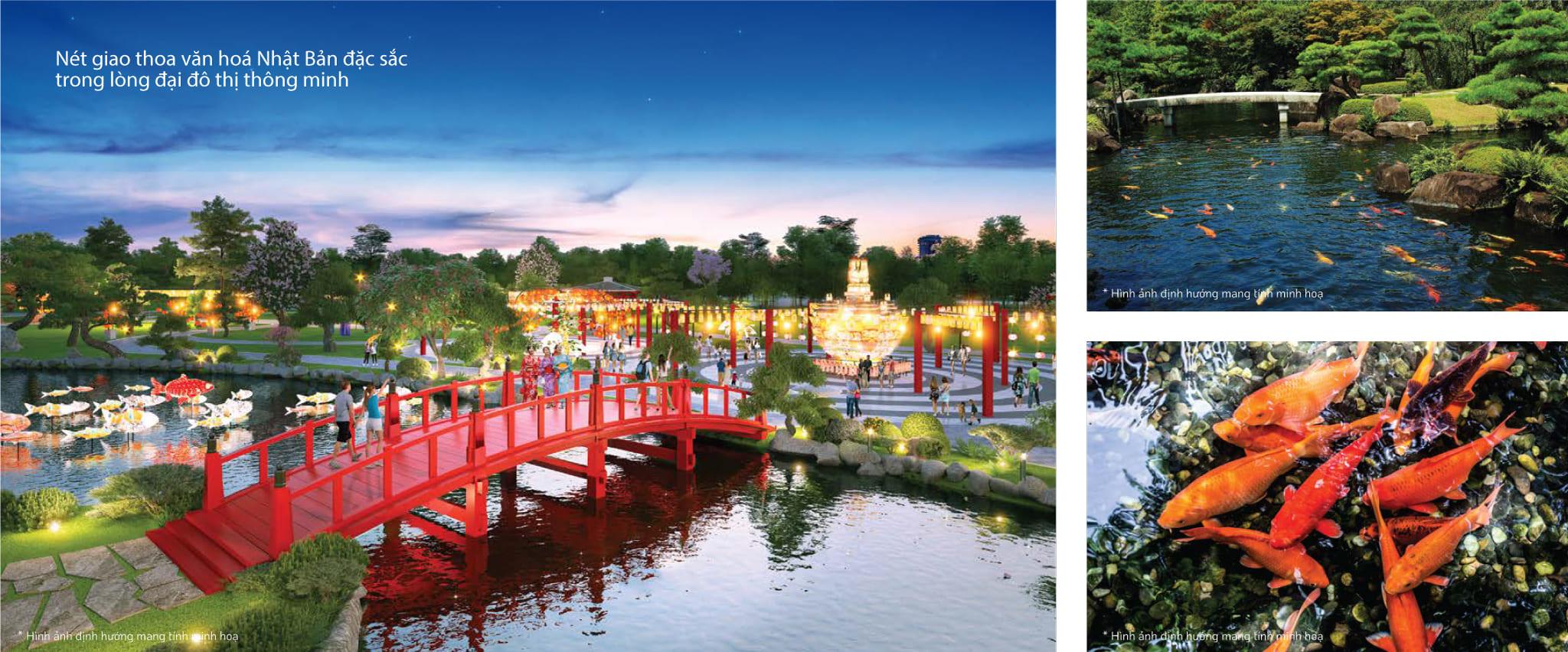 cảnh quan dự án vinhomes smart city 21