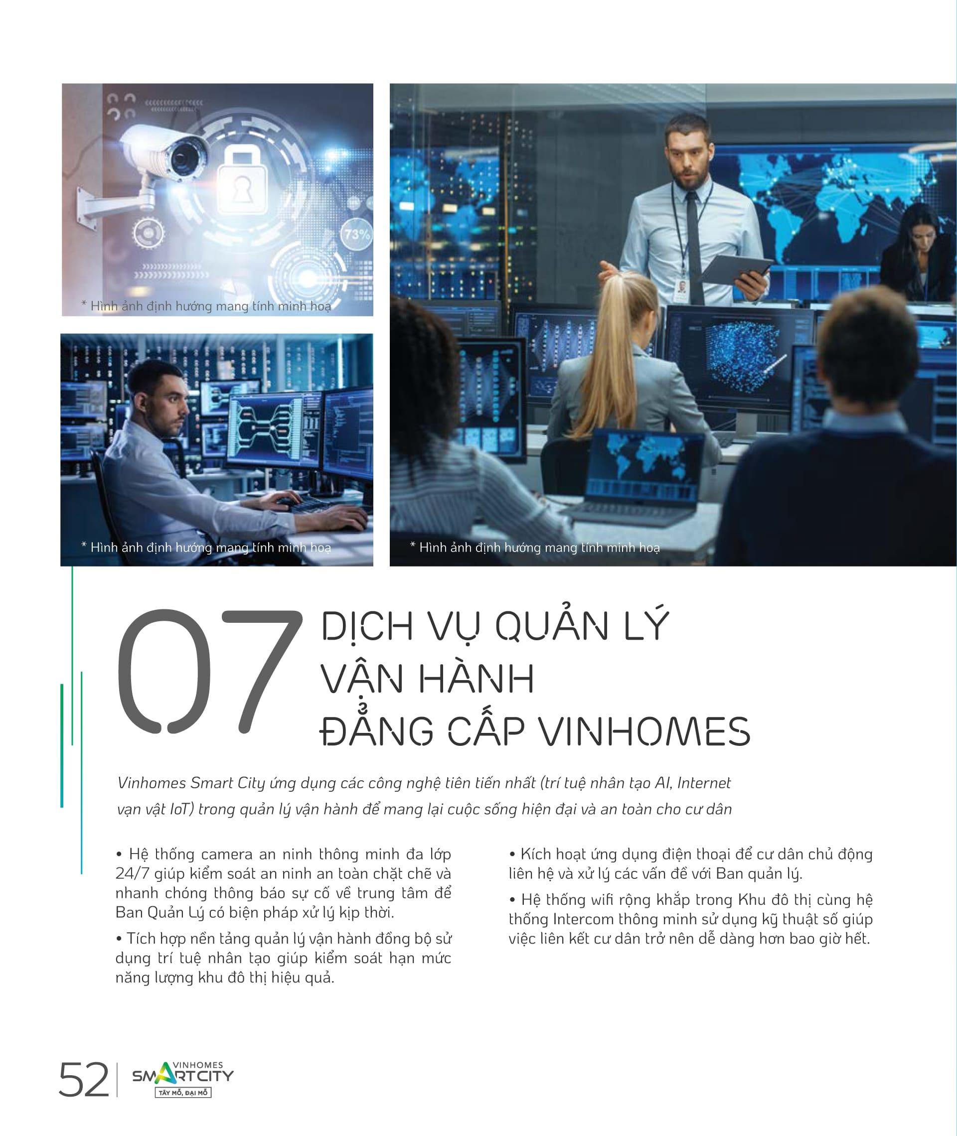 tiện ích vinhomes smart city 26