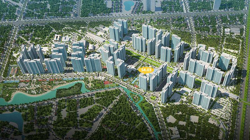 tòa s4.03 vinhomes smart city tây mỗ