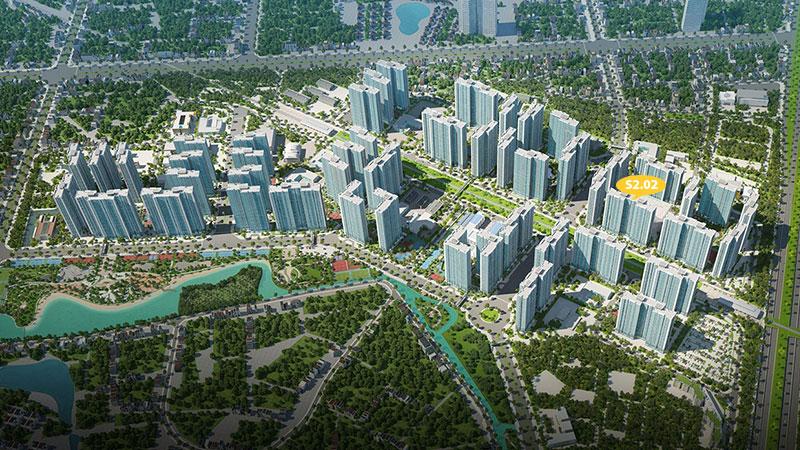 tòa s2.02 vinhomes smart city tây mỗ