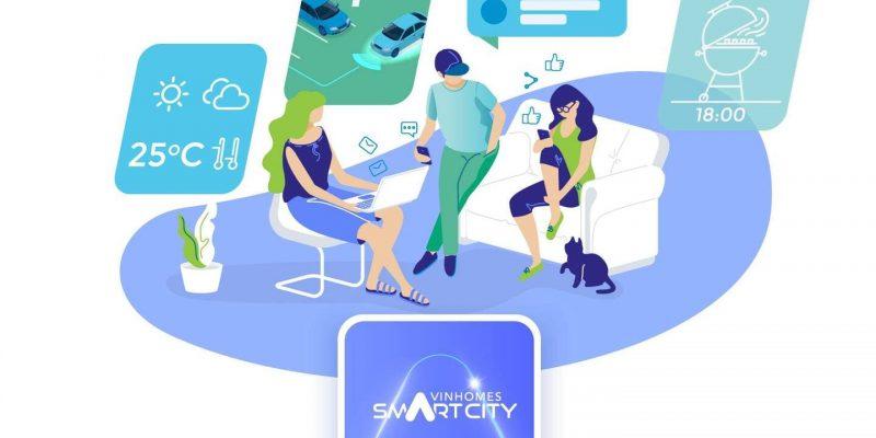 tiện ích vinhomes smart city 03